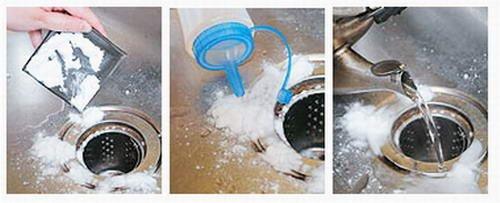 小苏打可以清洗水管吗?小苏打苏通管道的使用方法
