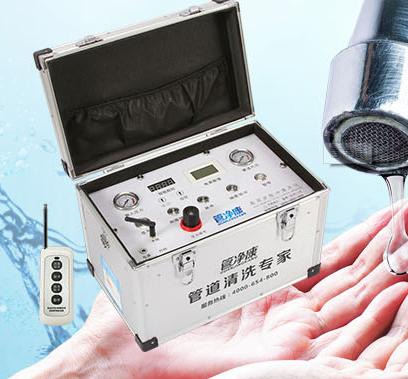 管净康清洗设备怎么用?如何操作