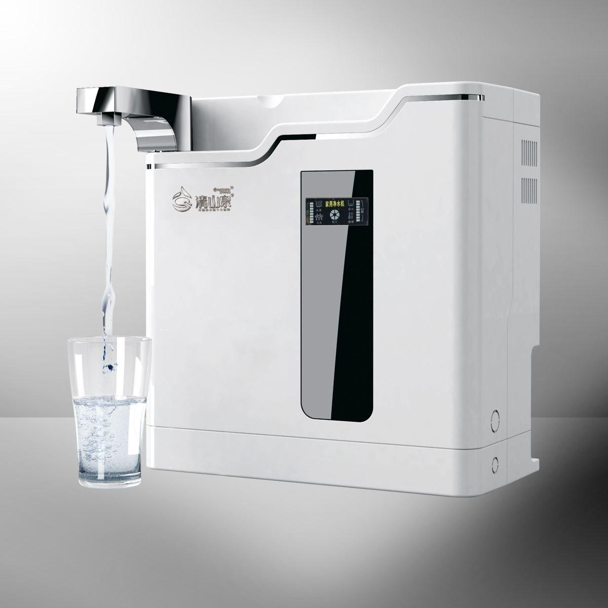 水管不清洗,家里的净水器换再多滤芯也没用!