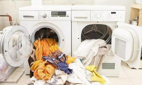 为什么家里的洗衣机异味严重?